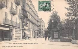 Aix Les Bains (73) - Entrée Du Grand Cercle - Aix Les Bains