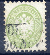 LOMBARDY VENETIA 1864 Arms 3 Soldi Perf. 9½, Used.  Michel 20 - 1850-1918 Empire