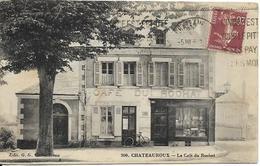 CHATEAUROUX, Le Café Du Rochat - Chateauroux