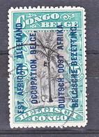 Ruanda Urindi Nr 30 Type A   Obliteré - Gestempeld - Used   (o)    B - 1916-22: Usados