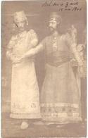 Dépt 75 - PARIS (salle Wagram) - CARTE-PHOTO Bal Des 4'Z'Arts Le 18 Mai 1906 (thème : L'INDE ANTIQUE) - Quat'Z'Arts - Arrondissement: 17