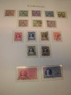 Sammlung Vatikan 1929-1958 Gestempelt Mit 1-38, 45-72 Usw. Portomarken (1148) - Colecciones
