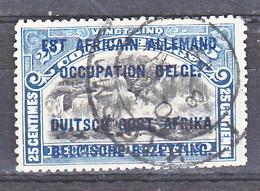 Ruanda Urindi Nr 31 Type A   Obliteré - Gestempeld - Used   (o)    B - Ruanda-Urundi