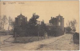 Longueville - Les Ecoles (rare, Papeterie Charlier-Niset) - Wavre