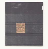 Yunnanfou, 1903 / 1904, N° 2 Oblitéré - Yunnanfu (1903-1922)