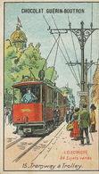 Electricité   Tramway à Trolley  Tram - Tram