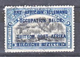 Ruanda Urindi Nr 31 Type A   Obliteré - Gestempeld - Used   (o)    C - Ruanda-Urundi