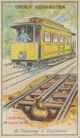 Electricité   Tramway à  Caniveau  Tram - Tramways