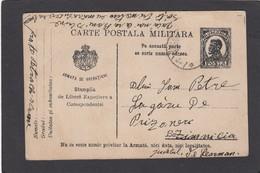 ENTIER POSTAL POUR UN CAMP DE PRISONNIERS A ZIMNICIA,1918. - Ganzsachen