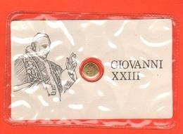 Papa Pope Giovanni XXIII° Gettone Moneta Token Card Anni '70 - Gettoni E Medaglie