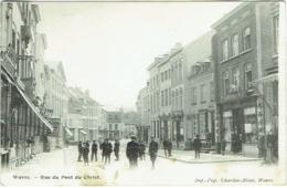 Wavre. Rue Du Pont Du Christ. - Wavre