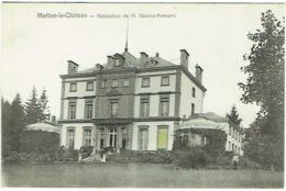 Merbes-le-Château. Habitation De M. Henroz-Puissant - Merbes-le-Château
