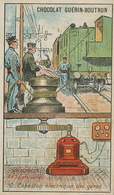 Electricité    Cabestan Electrique Des Gares . Train - Gares - Avec Trains