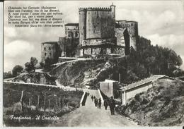 FOSDINOVO (MASSA-CARRARA) IL CASTELLO -FG - Carrara