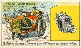 Electricité     Machine Magneto Electrique Pour L' Allumage Des Moteurs D' Auto - Cartes Postales