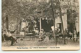 "PERRAY-VAUCLUSE - Le ""Petit Robinson"" - Vue Du Jardin - Otros Municipios"