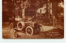RUEIL - La Roseraie - Parc De La Malmaison - Automobile - Rueil Malmaison