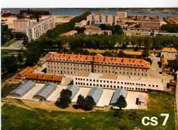 71 MACON VI° Region Militaire Centre De Selection N°7 Casene Duhesme Vue Aerienne - Macon