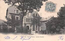 Aix Les Bains (73) - Institut Zander - Aix Les Bains