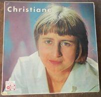 33 T 25 CM  CHRISTIANE    --  UN HOMME EST MORT - Autres - Musique Française