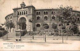 BARCELONA  ARENAS DE BARCELONA - Guadalajara