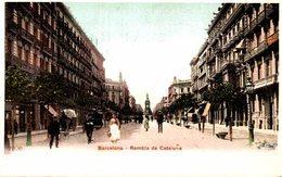 BARCELONA  REMBLA DE CATALUNA - Guadalajara