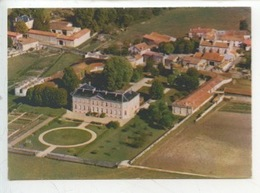 Jarnac : Château De Triac Propriété Du Cognac TIFFOB (vue Aérienne, Cp Vierge) - Jarnac