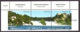 Switzerland / Suisse / Schweiz 2015 - Rheinfall, Chutes Du Rhin, Rhine Falls, Rhein Waterfalls, Tourism MNH - Neufs