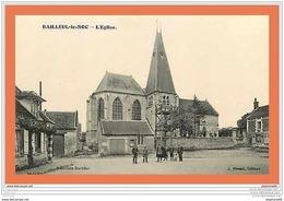 A130/169 BAILLEUL LE SOC - L' Eglise - France