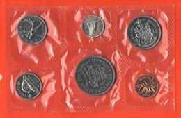 Canada Coin Set 1971 Serie Monete - Canada