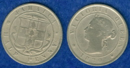 Jamaika 1/2 Penny 1880 - Jamaique