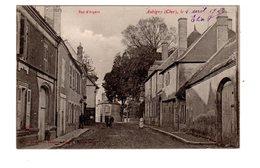 CPA 18 - Rue D'argent - Aubigny ( Cher ) - Aubigny Sur Nere