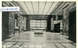 CPA -  PARIS - EXPO 1937 - PAVILLON DE LA BELGIQUE - HALL D'HONNEUR - Expositions