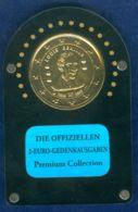 Belgien 2 EUR 2009 24K-vergoldet Premium-Collection - Belgium