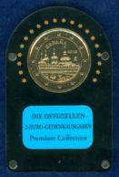 Spanien 2 EUR 2009 24K-vergoldet Premium-Collection - Spain