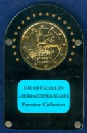 Italien 2 EUR 2009 24K-vergoldet Premium-Collection - Italy