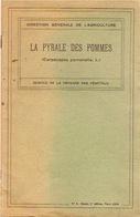 La Pyrale Des Pommes (Francolini-Régnier EtRungs) - Livres, BD, Revues