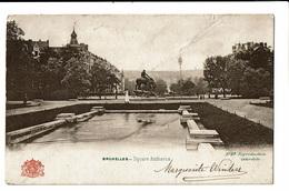 CPA - Carte Postale Belgique- Bruxelles - Square Ambiorix-1913   VM1283 - Avenues, Boulevards
