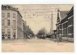 Vilvorde Le Boulevard Hanssens Ed.V.G. (1908) - Vilvoorde