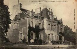 56 - Environs De Vannes - GRAND-CHAMP - Le Château Du Reste - France