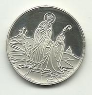1984 - Vaticano 500 Lire Argento - Beata Vergine - Vaticano