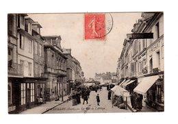 CPA 27 - Cormeilles ( Eure ) - La Rue De L'abbaye - France