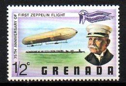 GRENADE. N°777 & 779 De 1978. Zeppelin. - Zeppelins