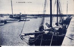 17 ARS EN RE -- Le Port - Ile De Ré