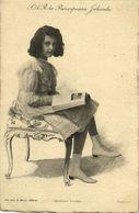 Princess Yolanda Of Savoy (1913) Postcard - Royal Families