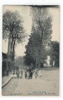 Drogenbos  Droogenbosch  -  Grand'route (Café Au Cher Ami) 1906 - Drogenbos