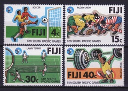 Fiji 1979 Set Of Stamps To Celebrate The Sixth South Pacific Games. - Fiji (1970-...)