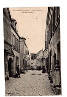 CPA 28 - Gallardon ( E Et L ) Vieilles Maisons - Rue Des Ecrasnes - Francia