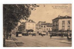 78 Saint-Gilles-Bruxelles  Carrefour De L'Avenue Du Roi (avec Tram) - St-Gilles - St-Gillis