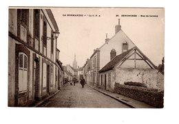 CPA 28 - Senonches - Rue De Launay - Autres Communes